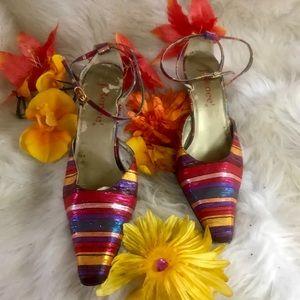 J Renee Colorful Heels